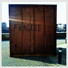Fragile (garryknight) Tags: instagram london pstouch pixlrexpress samsunggalaxys2 snapseed vignette cellphone lightroom mobile phone creativecommons
