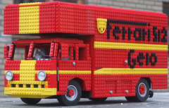 1971 Ford 'C' Type Gelo Racing car transporter (Thomas Graafland) Tags: classic ford gelo race 1971 team racing snot transporter mocpages