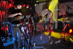 Silkenn Laumann at Babylon (Andrew Carver) Tags: show music club dance live band beat electronica electronic babylon natcaprock nationalcapitalrock silkennlaumann