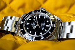 Rolex Submariner 14060M #3 (BEXSONN) Tags: swiss watch dive made rolex submariner superlative cosc 14060m