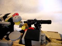 M1A3 (Derp Trolligan) Tags: tank lego tan mbt abrams 2012 ulmc m1a3