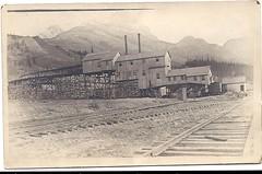POCAHONTAS MINE 1914 (jasonwoodhead23) Tags: jasper mining alberta pocahontas