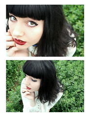 Ghost Eyes (oce∆ndust) Tags: portrait girl vertical photography verticalphotography