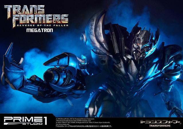 Prime 1 Studio - 變形金剛:復仇之戰 / 密卡登
