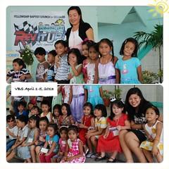 Vbs 2013 (Fellowship Baptist Church - Bacolod) Tags: