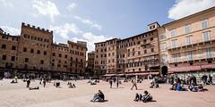 Piazza del Campo (Obliot) Tags: city italia siena toscana 2013