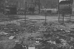 Berlin (Ell George) Tags: house berlin abandoned germany death concentration war paint factory chocolate disturbing camps grafitity