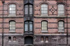 Speicher (mahohn) Tags: brick facade hamburg 32 speicherstadt
