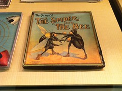 The Game of the Spider and the Bee (wambamashleyanne) Tags: sfo boardgame iphone terminal2 iphoneography thespiderandthebee