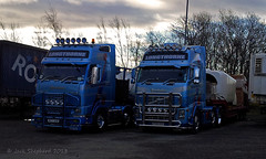 Longthorne Volvo's 'Explored' 15/04/2013 (Jack,Shepherd) Tags: volvo samsung fh 660 540 explored longthorne skiachservices galaxys2