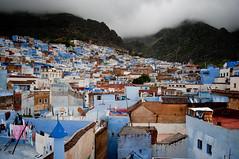 DSC_0142 (abarker) Tags: africa travel mountains morocco medina chefchouen chouen rifmountains geocity exif:iso_speed=200 exif:focal_length=18mm camera:make=nikoncorporation camera:model=nikond90 exif:make=nikoncorporation exif:lens=180550mmf3556 geostate geocountrys exif:model=nikond90 exif:aperture=ƒ40