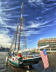 Lady Maryland (Forsaken Fotos) Tags: md ship pride tallship fellspoint privateerfestival prifrofbaltimoreii