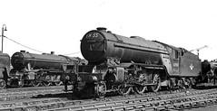 Railways - V2 60938 on York Shed (Biffo1944) Tags: york shed railway v2 262 lner 50a york 60938 shed
