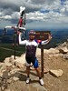 """Conquering Mt Evans! • <a style=""""font-size:0.8em;"""" href=""""https://www.flickr.com/photos/33527461@N03/10190496166/"""" target=""""_blank"""">View on Flickr</a>"""