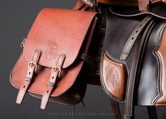 ART_1053 (White Bear) Tags: handmade cossack russian saddle saddles saddlery