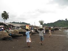 Strand von Limbe,Kamerun