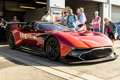 Aston Martin Vulcan, No. 23 of 24 (Michael Hallam Plane & Simple Photography) Tags: aston martin vulcan 2324 hyper car ultimate porn 7 litre v12 800bhp fast festival 2016 donington park