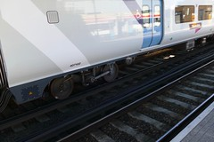 Class 700 Thameslink at Gatwick station (Elsie esq.) Tags: class 700 emu railway electric bogie bml