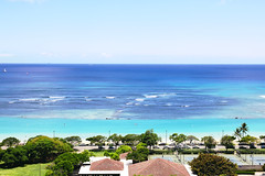 Ocean View (chiyomaruko1) Tags: alamoana beach oceanview honolulu hawaii