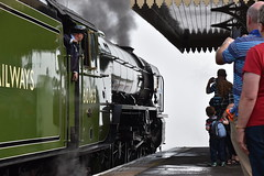 Off to Peterborough (simmonsphotography) Tags: nenevalley railway railroad locomotive engine train preserved preservation gala heritage steam uksteam a1 peppercorn pacific 60163 tornado