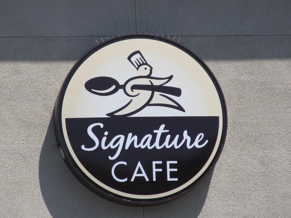 Safeway Cafe Menu Nutrition