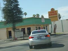 John's Burgers Bakersfield, CA (COOLCAT433) Tags: johns burgers 3019 f st bakersfield ca former wendys