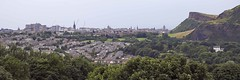 View of Edinburgh from Craigmillar Castle (Graham Fellows) Tags: scotland edinburgh craigmillar castle