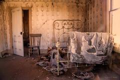 Bed Begone in Bodie (cheryl strahl) Tags: california easternsierra sierranevadamountains bodie ghosttown wildwestghosttown bodiestatehistoricpark ghost abandoned bedroom