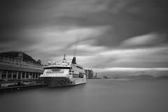 Cruise ([~Bryan~]) Tags: cruise ship sea pier port daytimelongexposure longexposure ndfilter cloudmovement city urban hongkong terminal time bryanleung