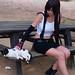 Shooting Tifa Lockhart - Final Fantasy - Gorges de l'Hérault - 2016-08-17- P1520628