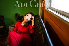 Adi_0049 (Adi Chng) Tags: adichng girl      redgreen