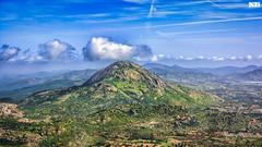Nandi Hills, Bangalore (Nitesh-Bhatia) Tags: nandihills mountains terrains bangalore karnataka india landscape cloudy clouds nikon