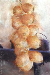 Onions.. (sbox) Tags: onions stilllife kitchen painterly painting digitalpainting digitalart textures cooking vegetables