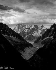 Chamonix (Phil..........) Tags: chamlonix argentiere frenchalps mountains glaciers