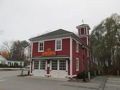 Belchertown Fire Museum (allanwenchung) Tags: museum architecture belchertown historicbuildings