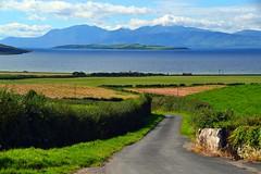 (Zak355) Tags: rothesay isleofbute bute scotland scottish ettrickbay inchmarnock beach