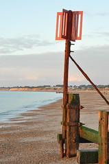 A bright morning (Kirkleyjohn) Tags: light morning suffolk coast shoreline groyne beach sea seaside seashore seascape kirkley lowestoft pakefield
