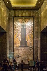 Empire State Building (Chris.Har) Tags: newyork newyorkcity nyc esb empirestatebuilding entrance floor a7r