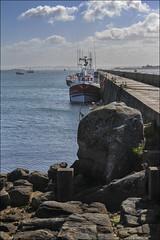Tarzh an deiz (chando*) Tags: bateaudepche bretagne brittany fileyeur finistre fishingboat mer sea tarzhandeiz trawler ledebatz