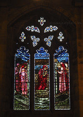 Church of All Hallows Stained Glass (.annajane) Tags: allerton church stainedglass allhallows churchofallhallows liverpool window merseyside burnejones edwardburnejones uk england