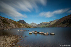 Wastwater (Bogtramp) Tags: autumn wasdale england greatgable lakedistrict water cumbria tourist scafell longexposure westyorkshire fal wastwater kitching nikon landscape bigstopper leefilters county tourism uk tamron1530