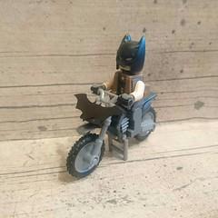 Batman: Zero Year (Vladislav Pavlovich) Tags: lego custom minifigure batman motorcycle dc