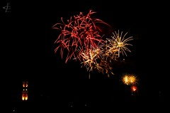 Saint Emiliano fireworks (_Kry_) Tags: firewarks fuochi pirotecnica festival fest festa country life lights traditions popular littletown colors