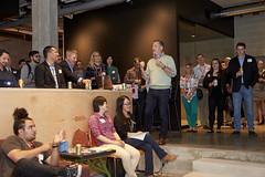 Customer Experience -BS0U7422 (TechweekInc) Tags: techweek event 2016 startup technology tw innovation kansas city tech kc fest customer experience smi digita local brews insights cto jason taylor stackify software speaker condado group savannah french