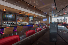 New Delta Sky Club (DeltaNewsHub) Tags: 2016 dal deltaairlines skyclub terminalb atlanta ga usa