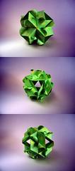 Tendrils (12 units) - Meenakshi Mukerji (Rui.Roda) Tags: origami papiroflexia papierfalten modular tendrils meenakshi mukerji