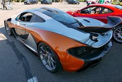 McLaren P1 (theleakybrain) Tags: wheels italy minneapolis car spotting auto p1450098 p1 mclaren