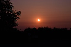 Dawn (gi.zeta) Tags: dawn alba hills autumn sun nikon d3300 sunrise