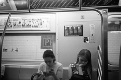 43600002 (kyrieelizabeth) Tags: staybrokeshootfilm film 35mm fieldtrip noiretblanc blackandwhite blackwhite nyc statenislandferry
