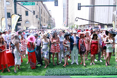 Derby Party 2012 (Denver Derby Party) Tags: street downtown 14th
